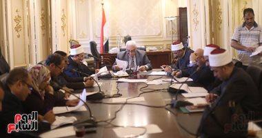 """""""دينية البرلمان"""" تناقش اليوم مشروع قانون نقابة الإنشاد الدينى"""