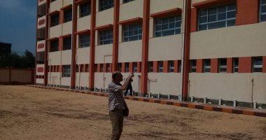 أهالى قرية ملامس بالشرقية يطالبون ببناء ملحق بمدرسة القرية الابتدائية
