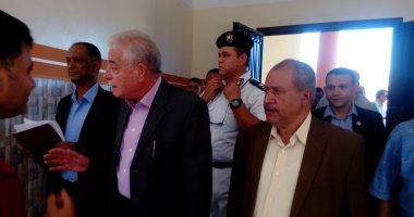 محافظ جنوب سيناء يقدم واجب العزاء في  شيخ قبيلة الترابين