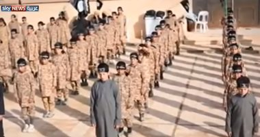 """فيديو.. أطفال """"داعش"""" يتأهلون للعودة إلى بلادهم"""