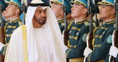 ولى عهد أبو ظبى خلال استقباله رئيس المجلس العسكرى بالسودان: ندعم استقرار الخرطوم