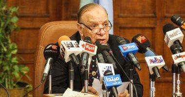 محافظ القاهرة: هيئة النظافة لم تشتر معدات جديدة منذ 20 عامًا
