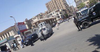 إزالة 425 مخالفة خلال حملة لشرطة المرافق بالجيزة