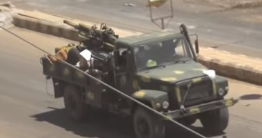 18 قتيلاً فى اشتباكات بين القوات السورية والأكراد بمدينة القامشلى