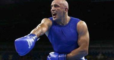 الملاكم عرابى يغادر المركز الأولمبى ويتدرب فى الفيوم بسبب حظر كورونا