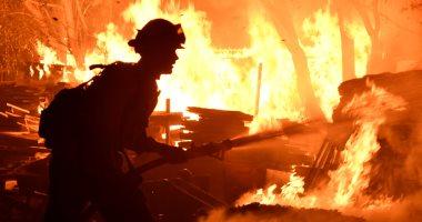 إصابة 8 أشخاص فى حريق منزل لطالبى اللجوء بألمانيا