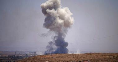 مقتل 20 مدنيا بينهم أطفال جراء قصف التحالف الدولى على دير الزور شرقى سوريا