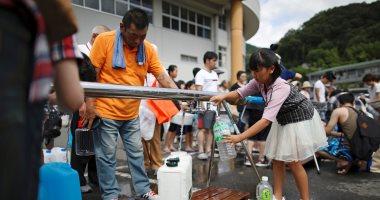 وفاة 15 شخصا ونقل 12 ألف إلى المستشفيات فى اليابان بسبب موجة الحر