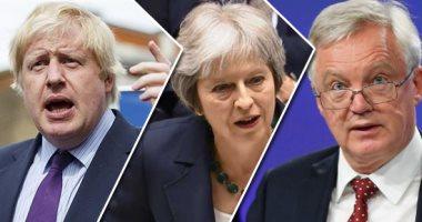 """استقالات """"بريكست"""" تتوالى.. وزير خارجية بريطانيا ثالث المستقيلين خلال 24 ساعة.. الاعتراضات على خطة ماى لمغادرة الاتحاد الأوروبى تتزايد.. ورئيسة الوزراء للبرلمان: على الحكومة """"المسئولة"""" الاستعداد لكل السيناريوهات"""