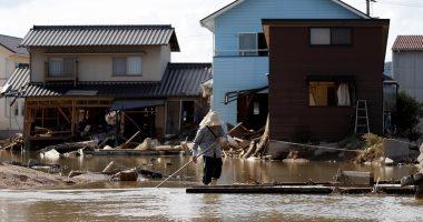 ارتفاع حصيلة ضحايا الأمطار غرب اليابان إلى 109 أشخاص