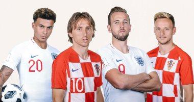 س و ج.. كل ما تريد معرفته عن مباراة إنجلترا ضد كرواتيا اليوم بكأس العالم
