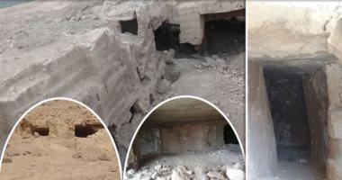 تعرف على خطة وزارة الآثار بعد اكتشاف مدينة أثرية فى المنيا