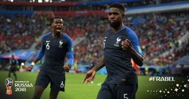فرنسا تبدد أحلام الجيل الذهبى لبلجيكا وتتأهل لنهائى مونديال 2018.. فيديو