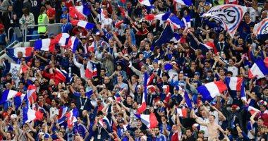 الفرنسيون يحتفلون بصعود فريقهم إلى نهائى كأس العالم