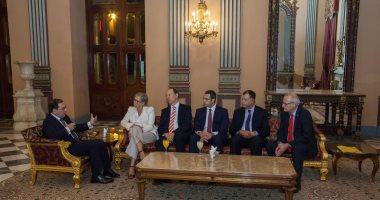"""""""ديا"""" : خطط تحول مصر لمركز إقليمى للطاقة يدعمها البنك الدولى وصندوق النقد"""