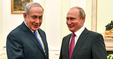 بوتين يشيد بتطور العلاقات بين روسيا وإسرائيل - صور