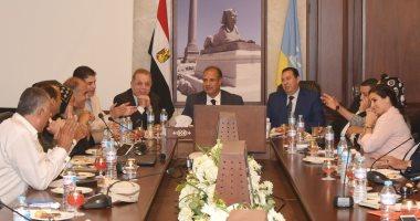 محافظ الإسكندرية: تشكيل لجنة لإحياء منطقة أبو مينا الأثرية وتنشيط السياحة الدينية