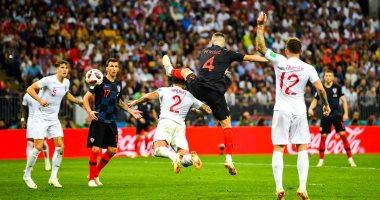 كأس العالم 2018.. بيريسيتش أول لاعب كرواتى يسجل هدفين فى نسختى المونديال