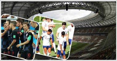 ساوثجيت مصدر فخر إنجلترا رغم الخسارة من كرواتيا