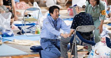 آثار كارثية لفيضانات اليابان ورئيس الوزراء يتفقد ملاجئ المتضررين