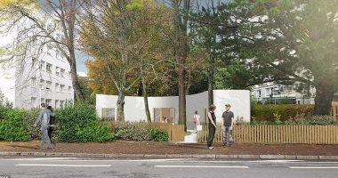 فيديو.. باحثون فرنسيون يبنون منزلًا مطبوعًا 3D فى 54 ساعة فقط