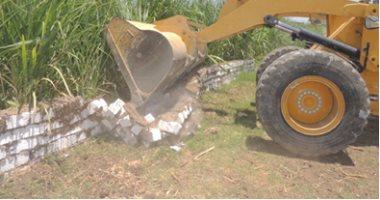 الأمن العام: إزالة 114حالة تعد على الأراضى الزراعية بالمحافظات