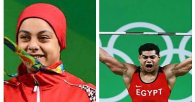 رفع الأثقال مصدر السعادة والإنجازات فى الرياضات المصرية الشهيدة