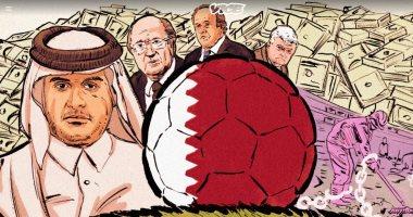 """موقع كندى: تميم يسعى وراء مونديال 2022 """"بحثاً عن الذات"""" أمام الجيران العرب"""