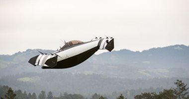 فيديو.. BlackFly سيارة طائرة جديدة تعمل بالكهرباء وتجنبك الزحام المرورى