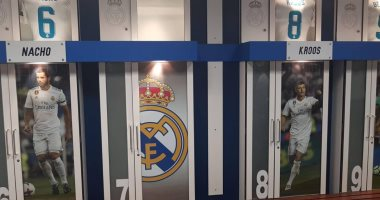 ريال مدريد يزيل صورة رونالدو من غرفة خلع الملابس بعد رحيله