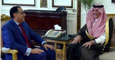 السفير السعودى يكشف كواليس لقاءاته مع رئيس الوزراء مصطفى مدبولى