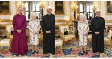 سفير بريطانيا عن لقاء الإمام الأكبر بالملكة: ديانات مختلفة تحت سقف واحد