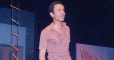 سامح حسين يسترجع ذكريات مشروع التخرج بصورة قديمة