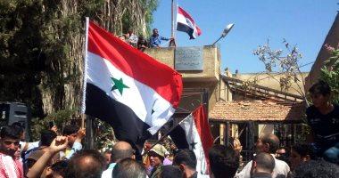 سبوتنيك: الجيش السورى يدخل جميع أحياء مدينة درعا