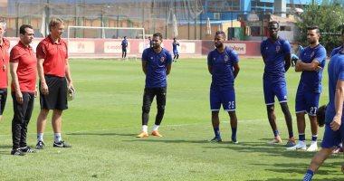 22 لاعباً فى قائمة الأهلى لمواجهة النجمة اللبنانى.. تعرف عليهم