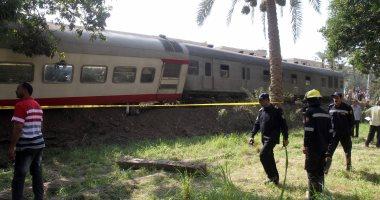 النقل تعلن عودة حركة قطارات الصعيد لطبيعتها فى الاتجاهين بعد رفع آثار الحادث