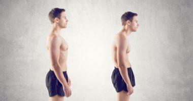 علاج تقوس العمود الفقرى بالتمارين ودعامة الظهر
