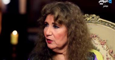 الفنانة سميرة صدقى تكشف سبب اختفائها