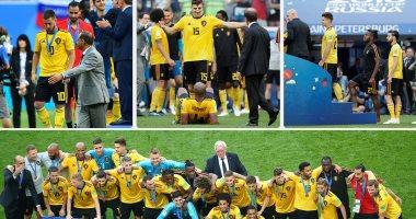 """الجيل الذهبى لمنتخب بلجيكا يصنع التاريخ بعد حصد المركز الثالث فى كأس العالم.. """"الشياطين الحمر"""" تقهر إنجلترا بثنائية وتتوج بالميدالية البرونزية للمرة الأولى.. وتعادل الرقم القياسى للهدافين مع فرنسا وإيطاليا"""