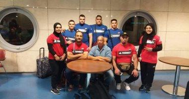 أسامة الجارحى يخوض منافسات وزن +105 ببطولة العالم فى أوزبكستان
