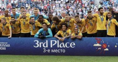 كأس العالم 2018.. 3 أسباب وراء برونزية بلجيكا فى مونديال روسيا