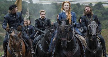 16 مليون دولار لفيلم Mary Queen of Scots بعد 5 أسابيع عرض
