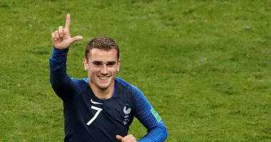 كأس العالم 2018.. جريزمان أفضل لاعب فى نهائى فرنسا وكرواتيا