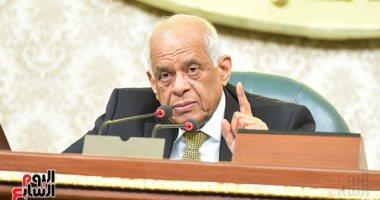 على عبد العال: سأصوت على تقرير لجنة القيم غدا بشأن النائب أسامة شرشر
