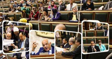 """البرلمان يراقب الأسواق.. غرفة مركزية من النواب لمساعدة الحكومة فى إلزام التجار بوضع أسعار السلع.. النواب ينظمون جولات ميدانية بالدوائر.. ويطالبون الجهات التنفيذية بالرقابة.. و""""الاقتصادية"""": خطوة لمواجهة الاحتكار"""