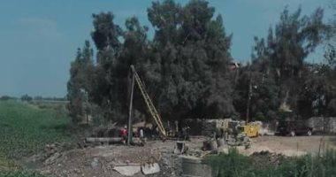 أهالى قرية كفر ديما بالغربية يطالبون بإنشاء محطة الصرف خارج الكتلة السكنية