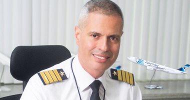 """""""مصر للطيران"""" تبدأ تنفيذ مشروع التطوير وإعادة الهيكلة الشهر الجارى"""