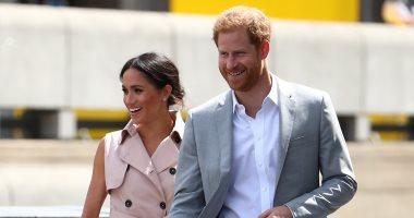 صور ..الأمير هارى وزوجته يحيان الذكرى المئوية لميلاد مانديلا فى لندن