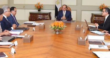 الرئيس السيسي: مصر ستشهد نقلة حضارية وثقافية كبيرة بحلول عام 2020