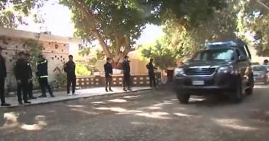 ضبط أسلحة نارية ومواد مخدرة وتحرير 1430 مخالفة مرورية بكفر الشيخ